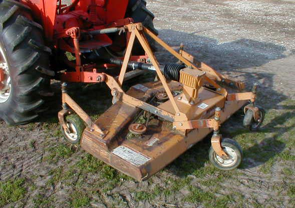 Woods Finish Mower : Point woods rm finish mower for sale