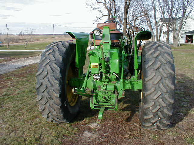 john deere 4020 tractor with 48 loader for sale