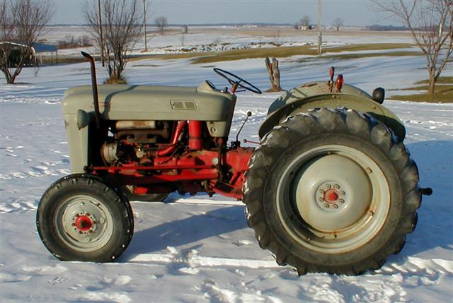 Ford Jubilee Specifications : Ford tractor jubilee sale