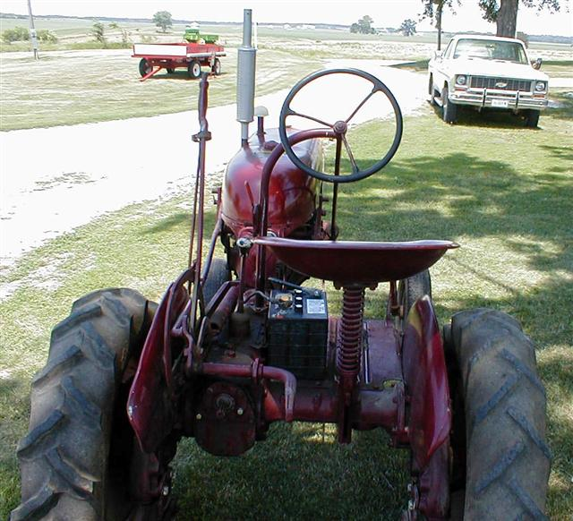 farmall cub tractor for sale