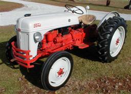 1953 Ford 8N - A Beautiful N Sold - 1953 Ford 8N