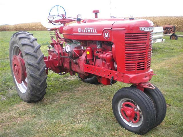 Farmall M Specifications : Farmall m tractor for sale