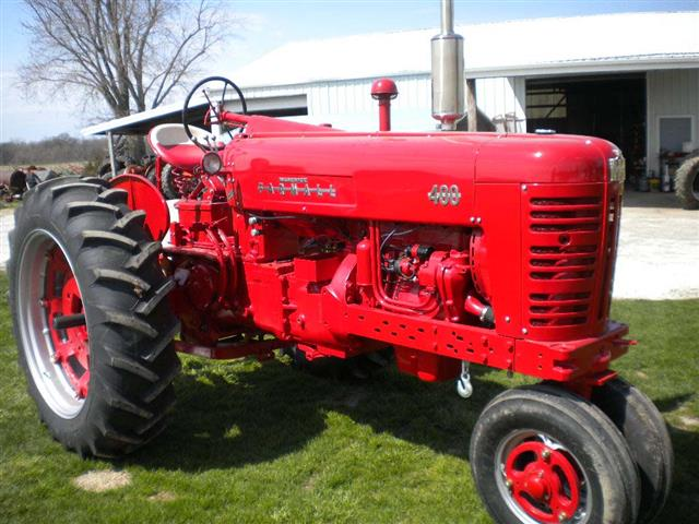 international farmall 2500b gas gear or hydro trans tractor loader engine only parts manual
