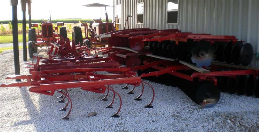 Two Point Tractor : Point fasthitch equipment plow cultivators discs and