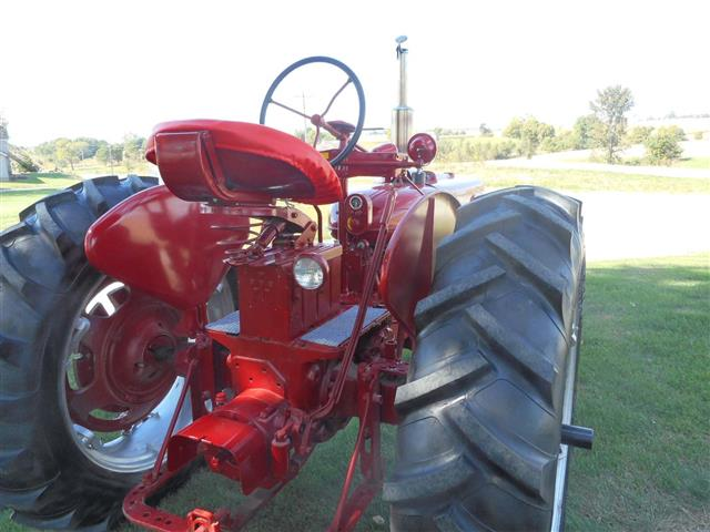 Farmall Super A Seat : Farmall super hta tractor for sale