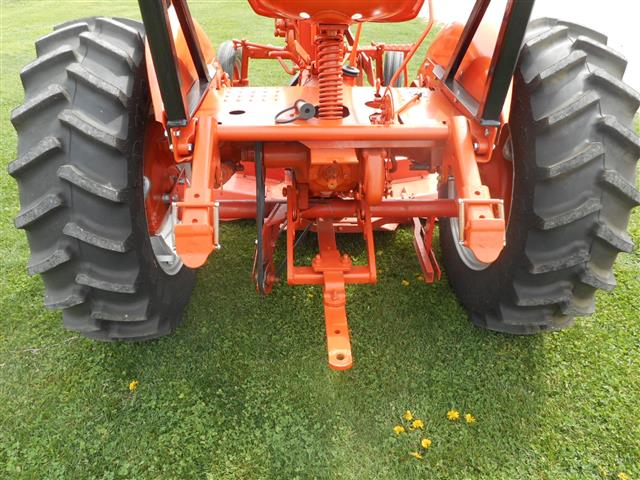 Side By Side For Sale >> AC Allis Chalmers tractor for sale