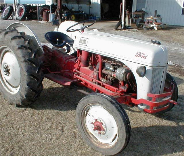 9n Ford Tractor For Sale: Ford 8n Tractor For Sale