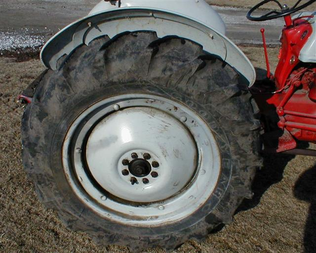 1600 Ford Tractor Rear Rims For : Ford n tractor for sale